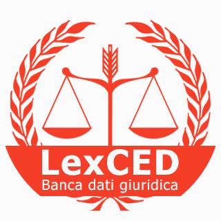 LexCED - Banca Dati Giuridica