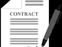 Contratto concluso con l'amministrazione comunale