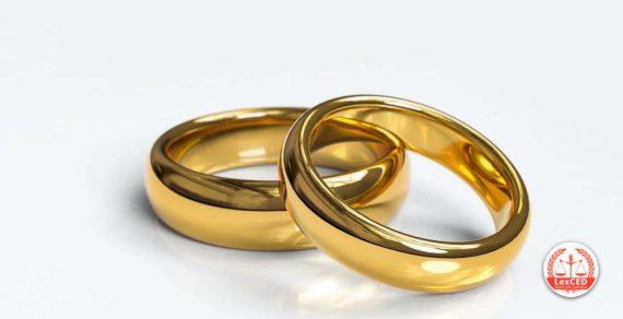 Nullità di un matrimonio, esclusione dell'indissolubilità del vincolo